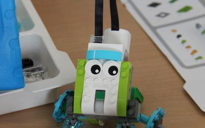Robotic an der Martinschule