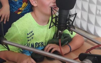 Im Radiosender Lippeland